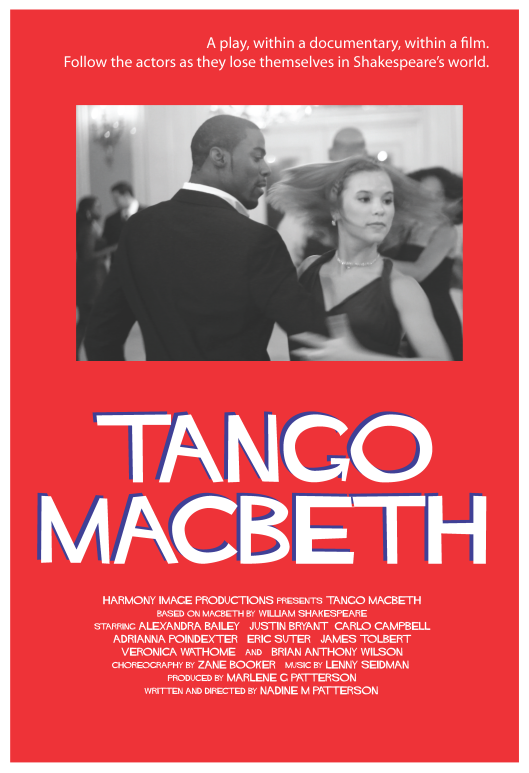 Official Tango Macbeth Poster