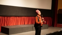 Nadine Patterson at the Hiway Theater